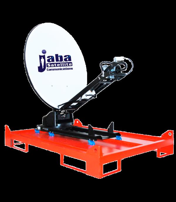 jabasat antenas mobile 1200 vsat movil SatCom Satellite Communication Mexico