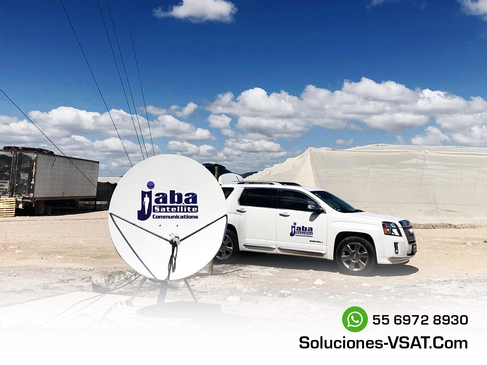 soluciones VSAT